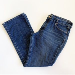 Old Navy The Flirt Bootcut Vintage Wash Jeans 14R